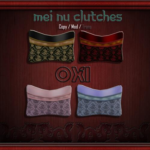Mei Nu Clutches