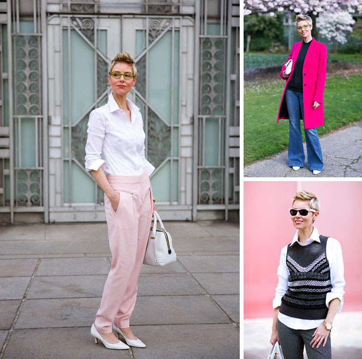 Over 40 Fashion Blogger: You Look Fab