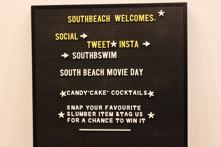south beach swim movie day