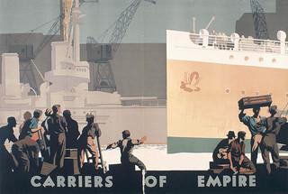 Carriers of Empire / Transporteurs de l'Empire