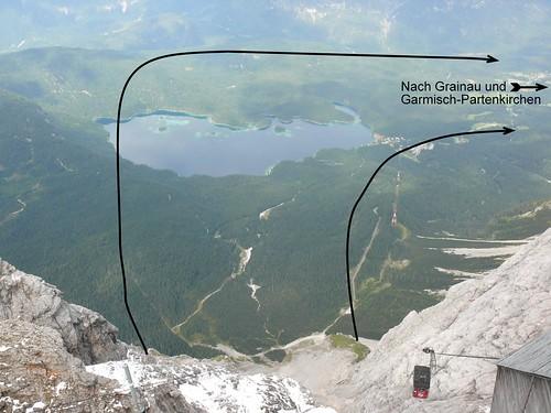 Eibsee-Bergsturz 2