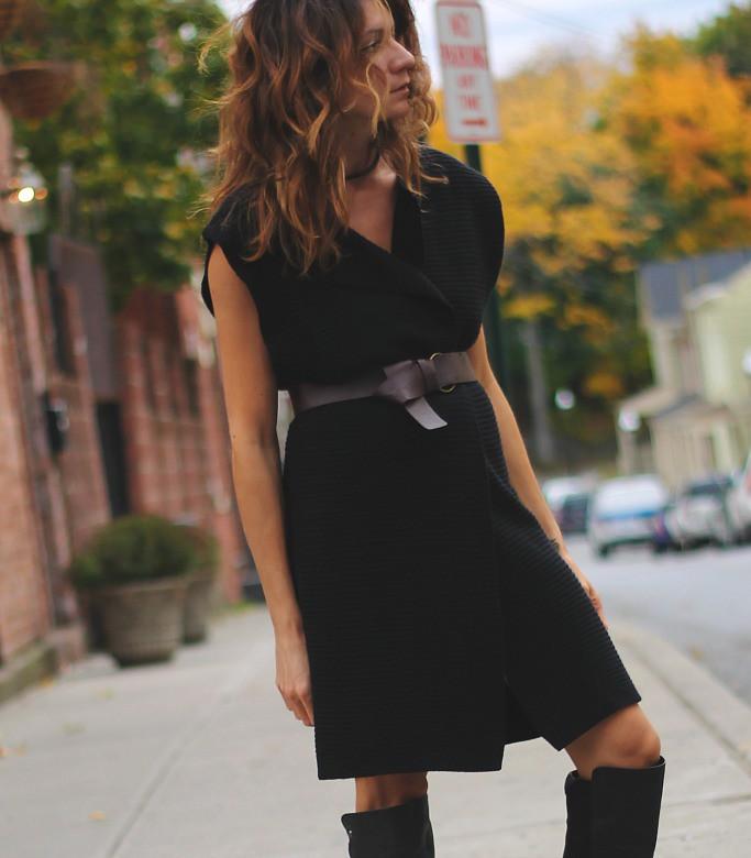 IMG_7193, jones ny, jones ny sweater vest, vest, streetstyle, fall trends