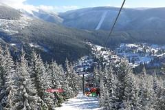 Aktuálně: zima na horách, předjaří ve městech