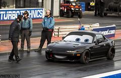 Little MX5 ready to race !!