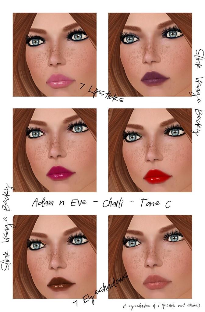 AE Charli Makeup