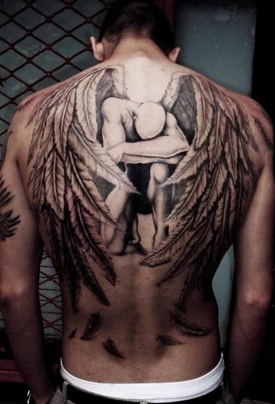 Busco Tatuador Realista Para Tatuaje De Un ángel Zonatattoos