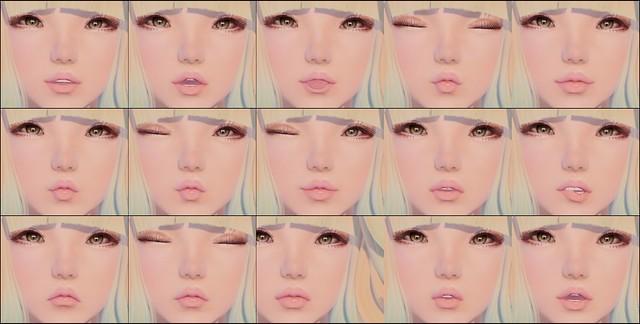 Mizu @ TSG | Expressions