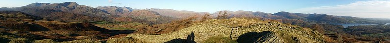 Black Fell panorama #sh