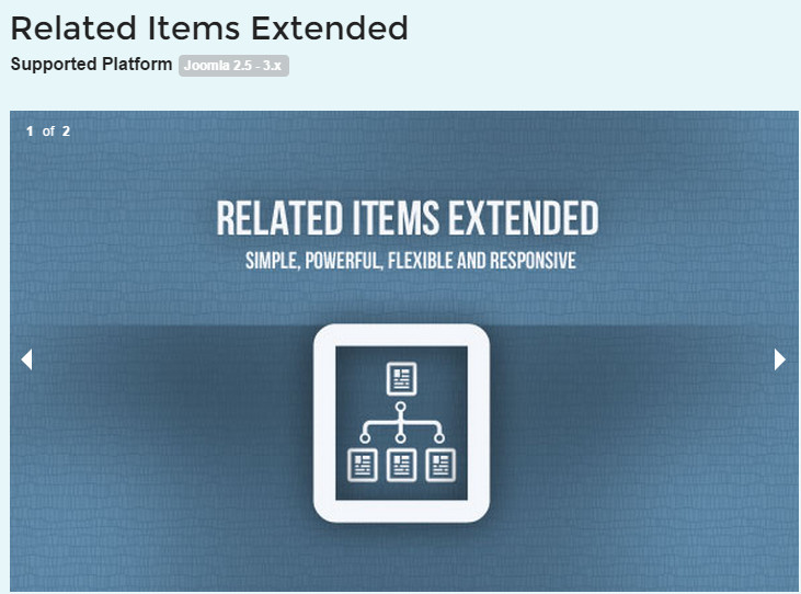 Related Items Extended