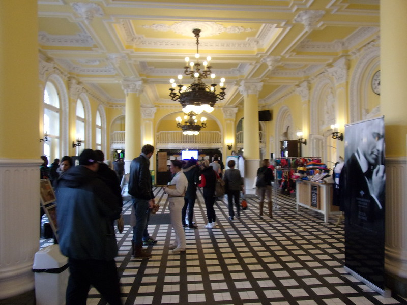 Lobby, Szechenyi Baths