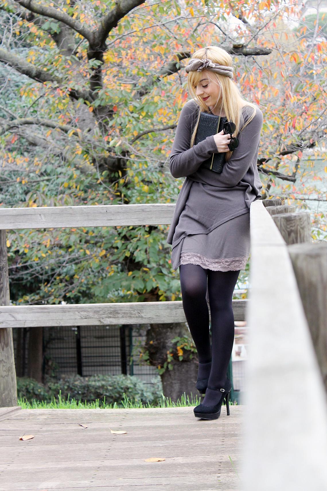 lana e lingerie dress