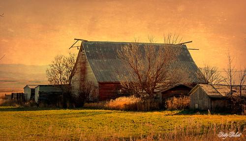 old barn oxfordidaho
