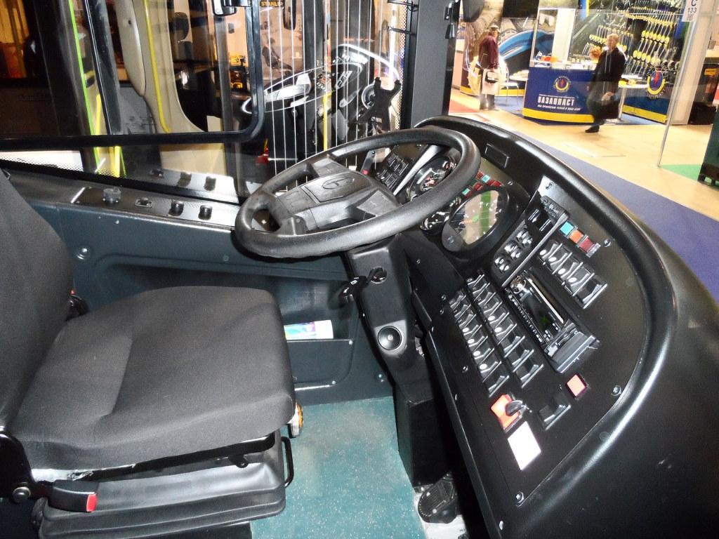 кабина кавз-4270