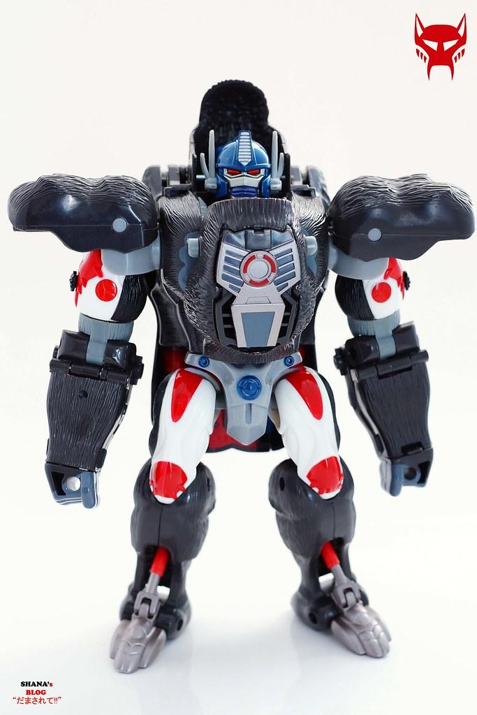 Optimus Primal Maximize