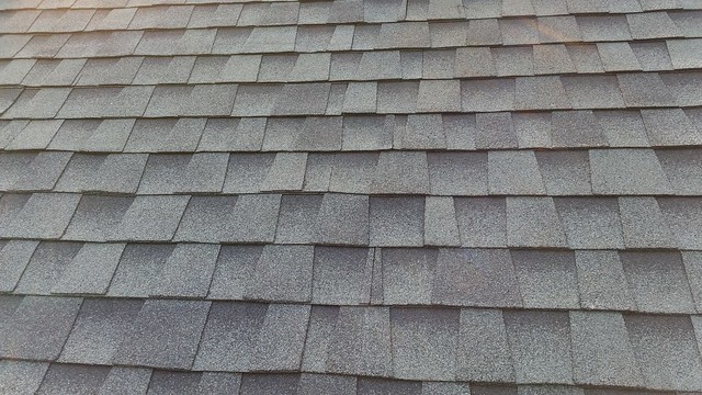 Our New Roof Is Gaf Slate Ultra High Definition Shingles