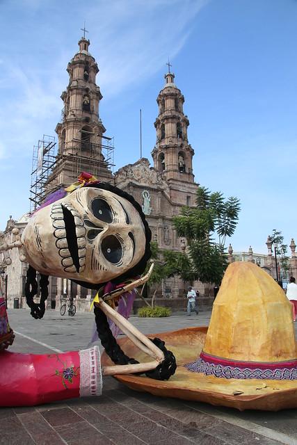 Catedral Basílica, Aguascalientes, Mexico.