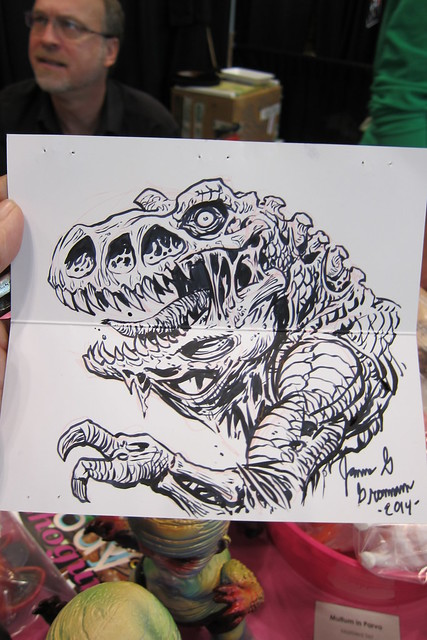 NYCC 2014 Part III