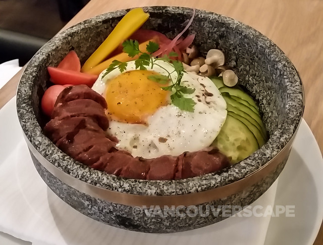 Boulevard Korean rice bowl
