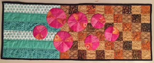 x-mas mystery quilt 2014