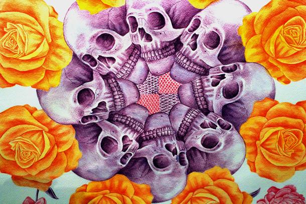 Skull-spiration: Celebrabis Vitae