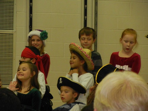 Dec 16 2014 2nd grade Pirates of Pinataville