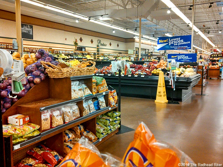 grocery store organic grain free food