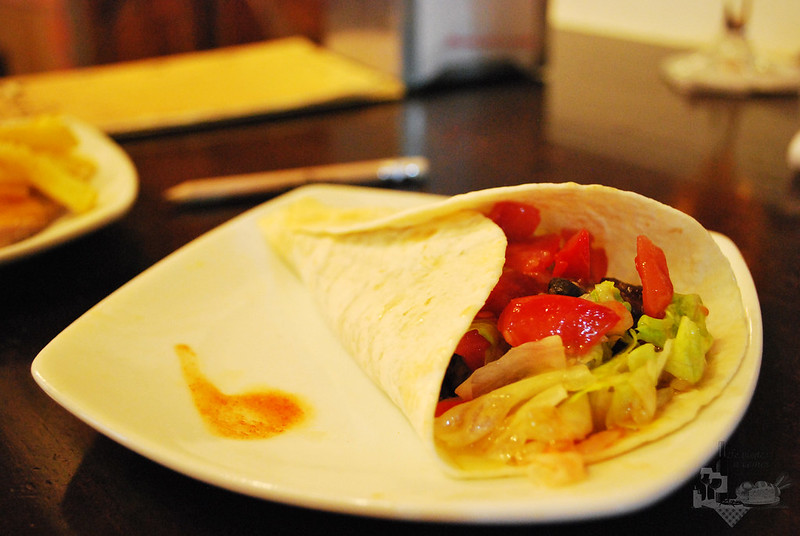 101Tapas Burrito
