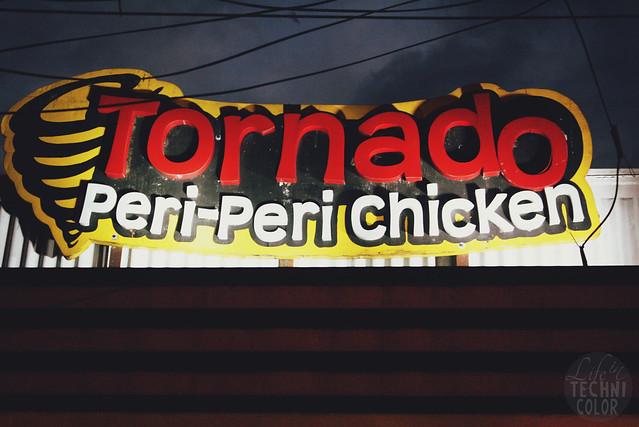 Tornado Peri Peri Chicken