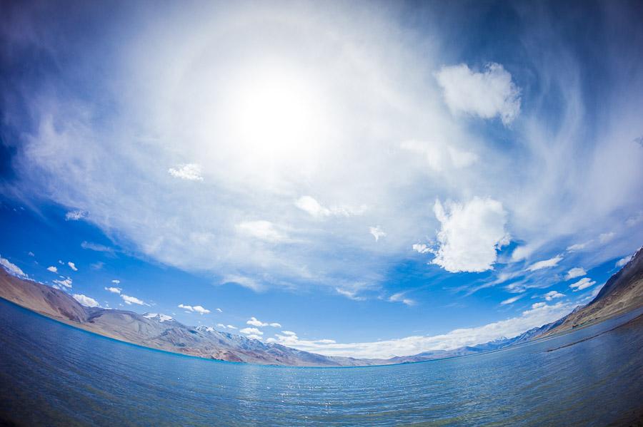 Озеро Тсо Морири © Kartzon Dream - авторские путешествия, авторские туры в Индию, тревел фото, тревел видео, фототуры