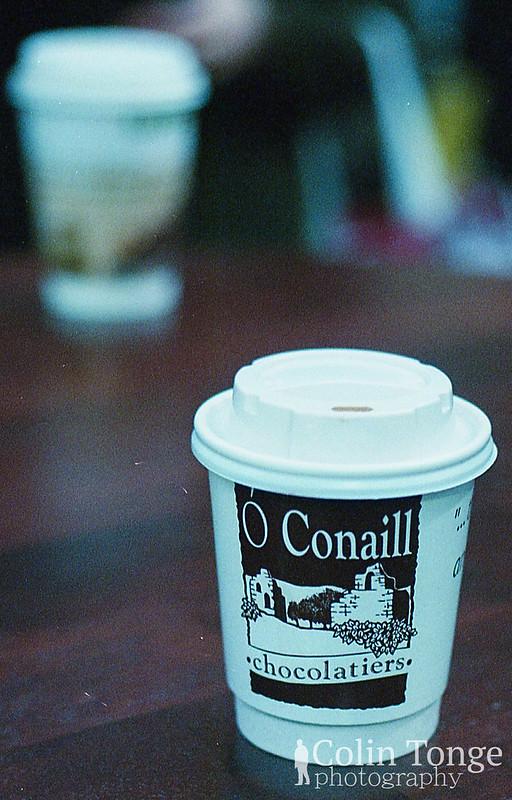 O'Conall hot chocolate
