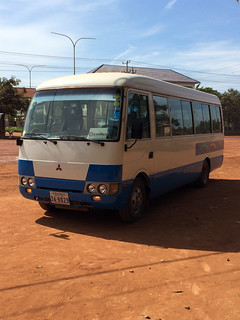 Exodus Bus @ National Road 6