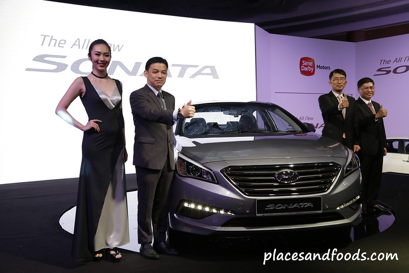 hyundai sonata 2015 launch in kl