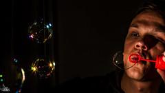 Bubble Portrait I
