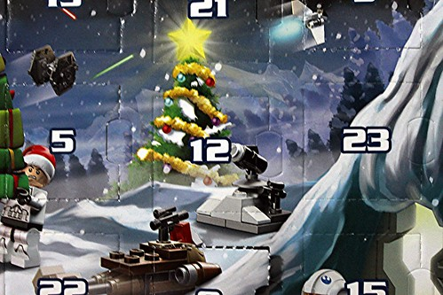 LEGO Star Wars 2014 Advent Calendar (75056) – Day 12