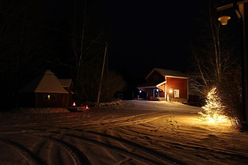 Christmas, Kokemäki, Finland