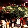 Ticket Counter With Green Rooftop | The Making of Thai Silk | #JimThompson House | Near BTS National Stadium | #ThrowBack #Latergram #TerpergiBangkok | #JJCMBKK2014 | Land of Smile | #Bangkok | Thailand