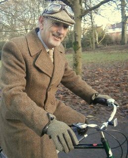 Manchester Tweed Ride January 2015