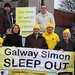Athenry sleep out
