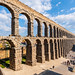 SPAIN - Castilla León - Segovia - Acqueduct