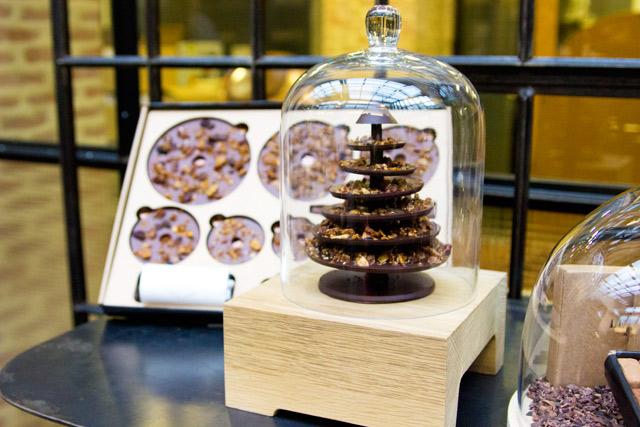 Alain Ducasse chocolate factory Paris