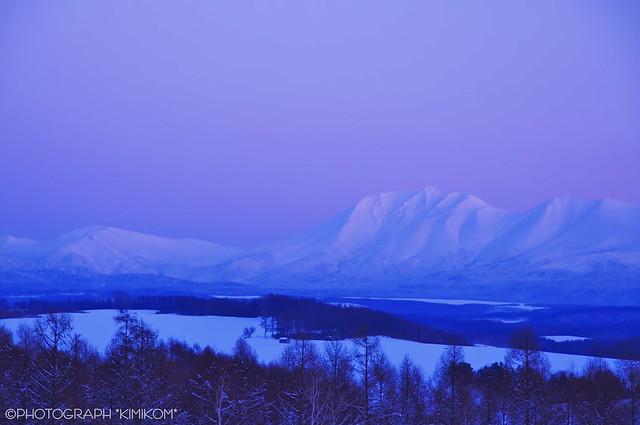 Twilight -オプタテシケ山1