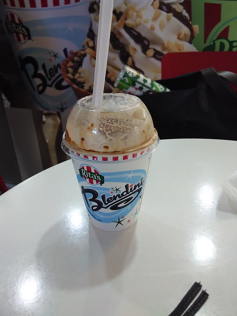 Ritas Ice Custard