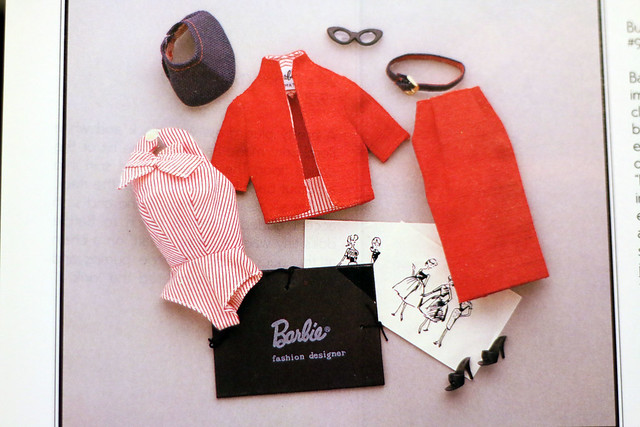 Images from Barbie Fashion, Sarah Eames