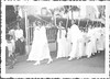 Procession in Meester Cornelis in the Dutch East Indies around 1935