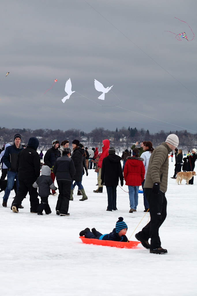 Lake Harriet Kite Festival
