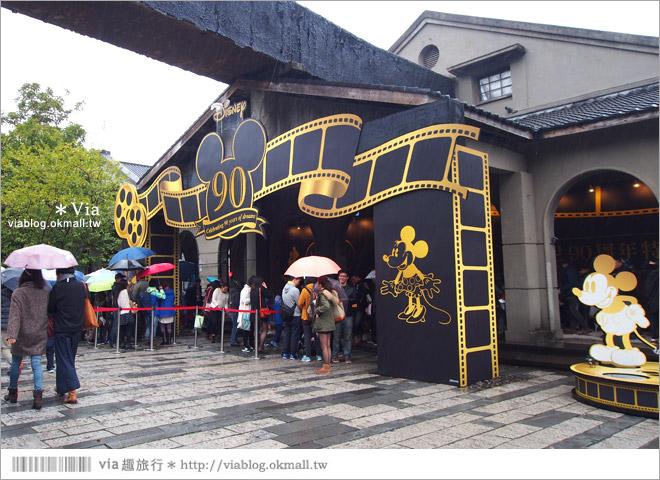 【迪士尼90週年特展】2014台北松山迪士尼特展~跟著迪士尼回顧走過90年的精彩畫面!2