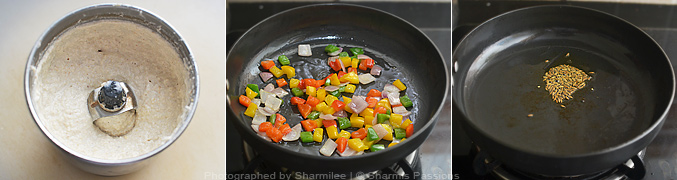 How to make Capsicum Gravy - Step3