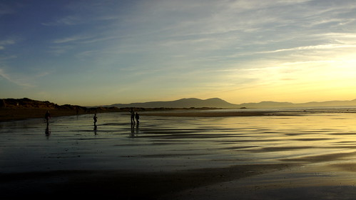 ireland winter sunset beach canon walking raw 2015 landscapephotography ballyheigue irishseascape