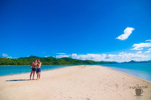 Lagen Sand Bar, El Nido, Palawan, Philippines