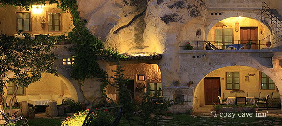 Khách sạn trên quả đồi đá